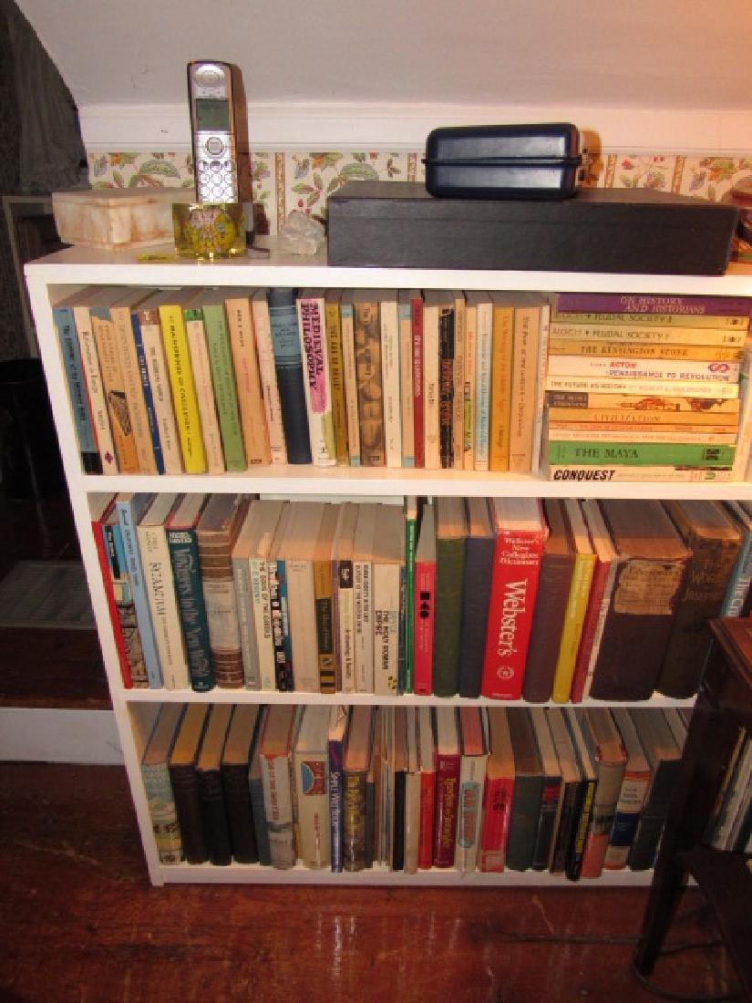 Books Shelf & Contents