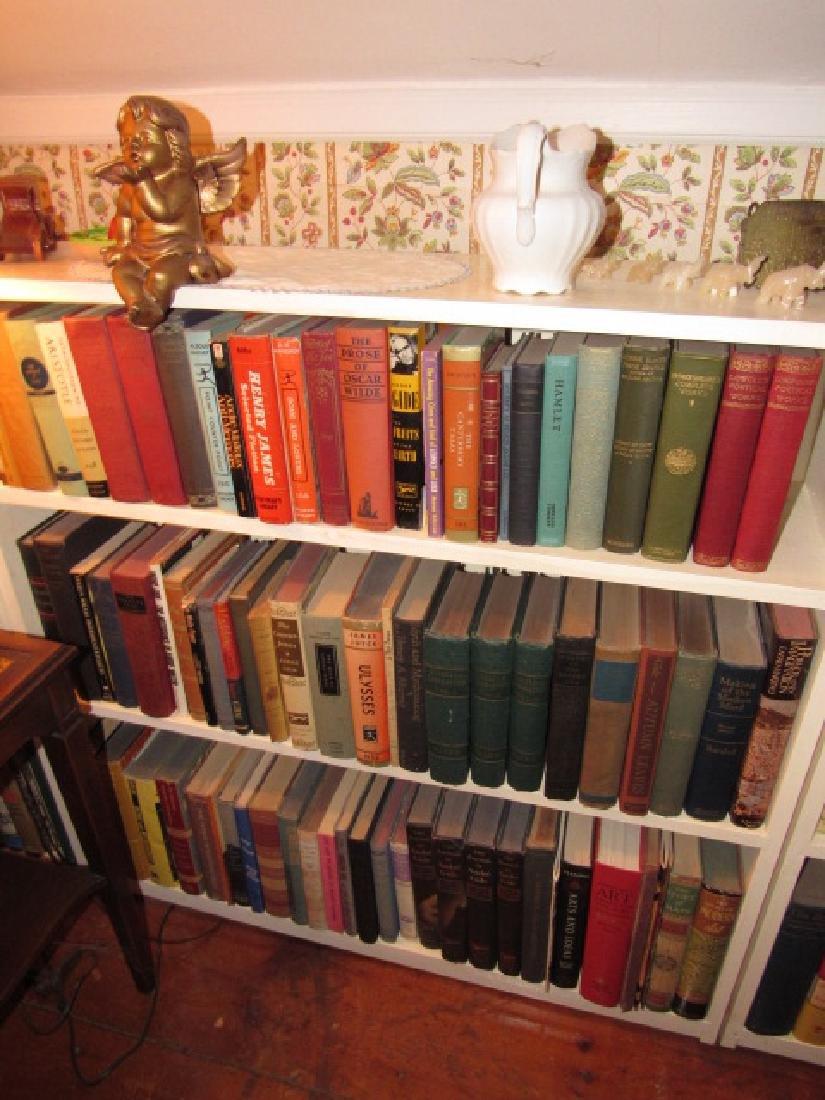 Books Shelf & Contents - 2