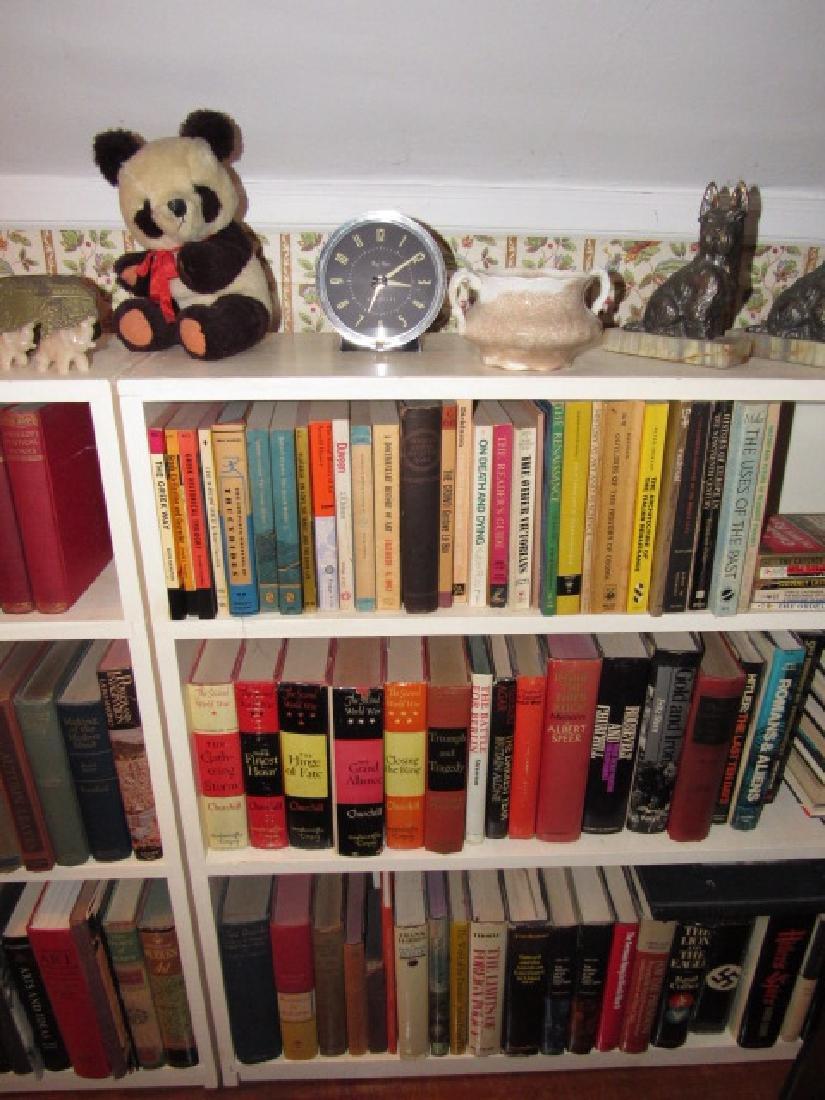 Books Shelf & Contents - 3