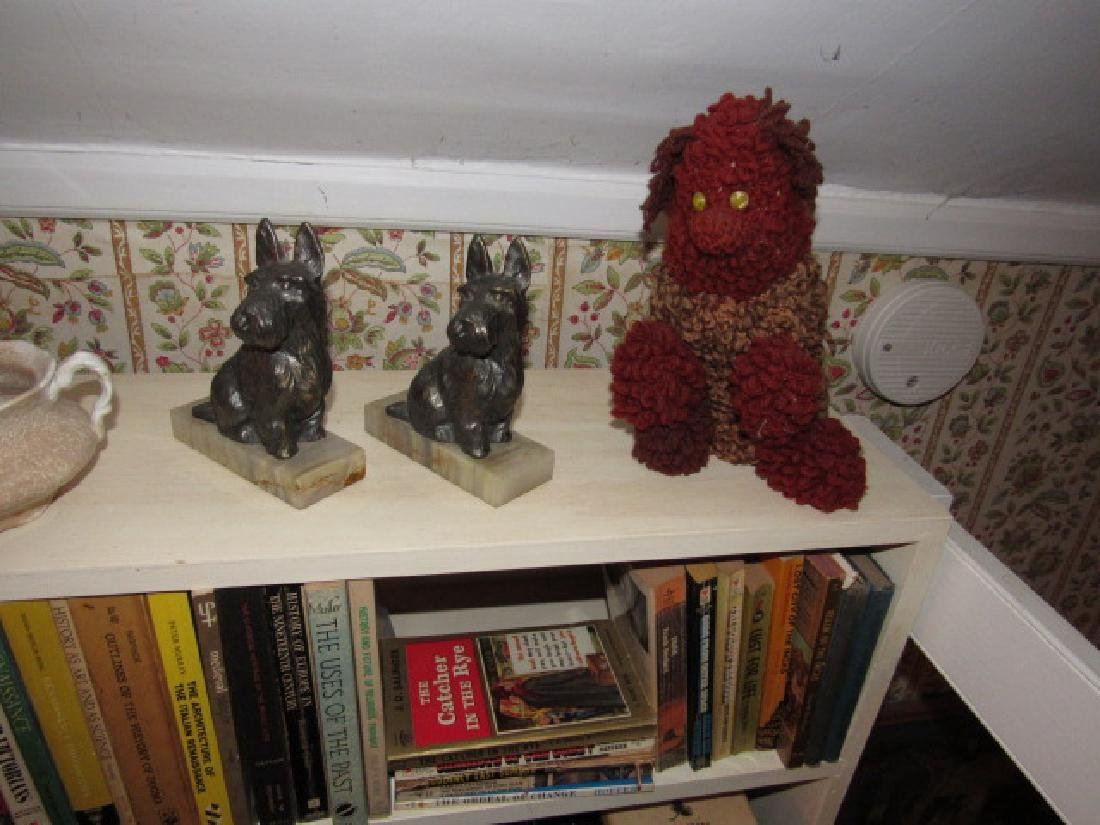 Books Shelf & Contents - 4
