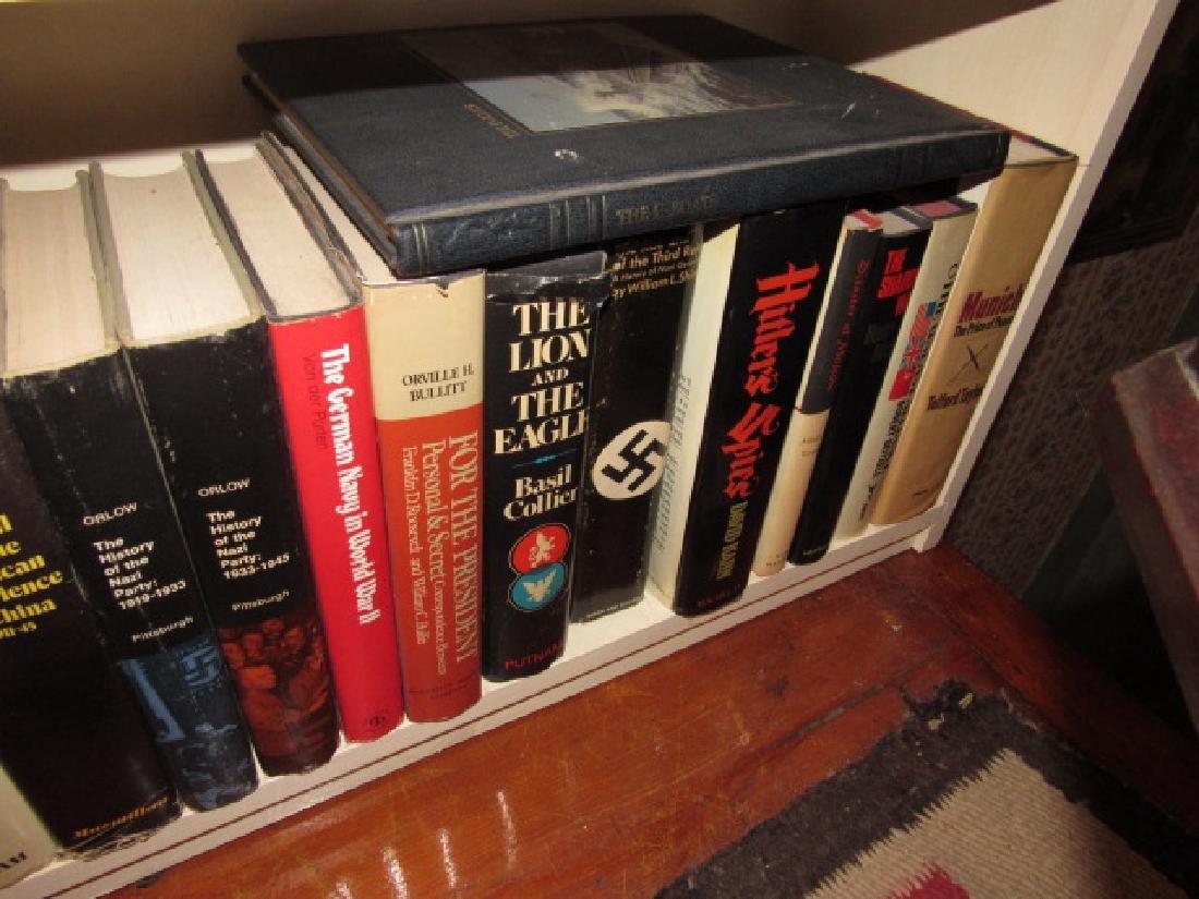 Books Shelf & Contents - 5