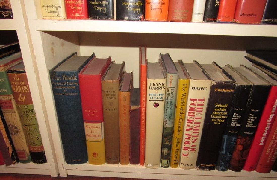 Books Shelf & Contents - 6
