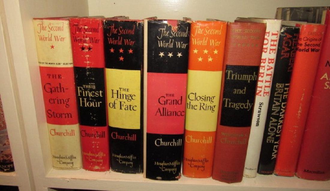 Books Shelf & Contents - 7