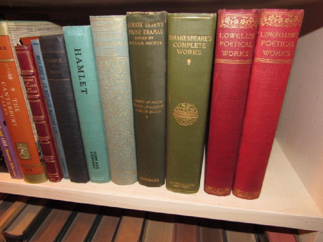 Books Shelf & Contents - 8
