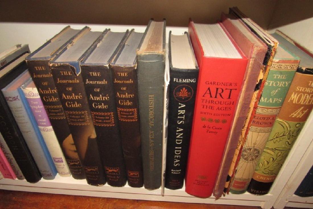 Books Shelf & Contents - 9