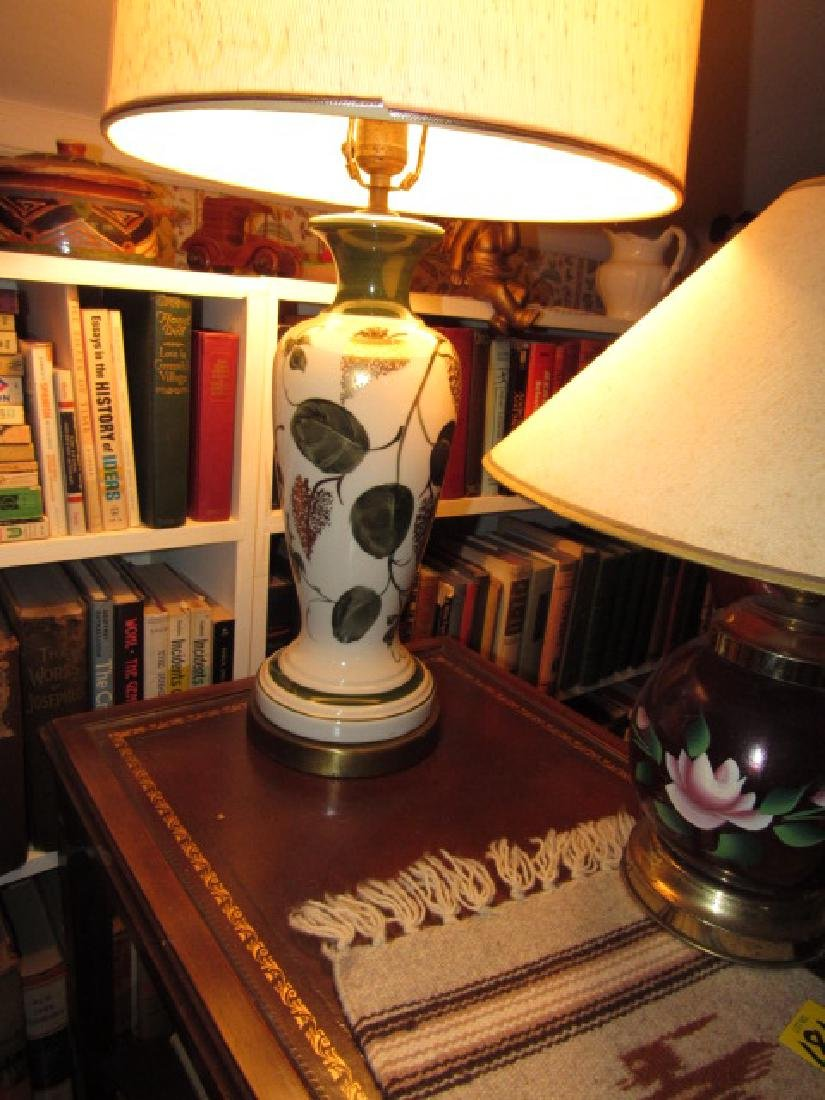 Lamps Lamp Stand & Books - 2