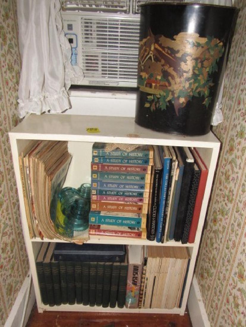 Books Shelf Sheet Music Insulators