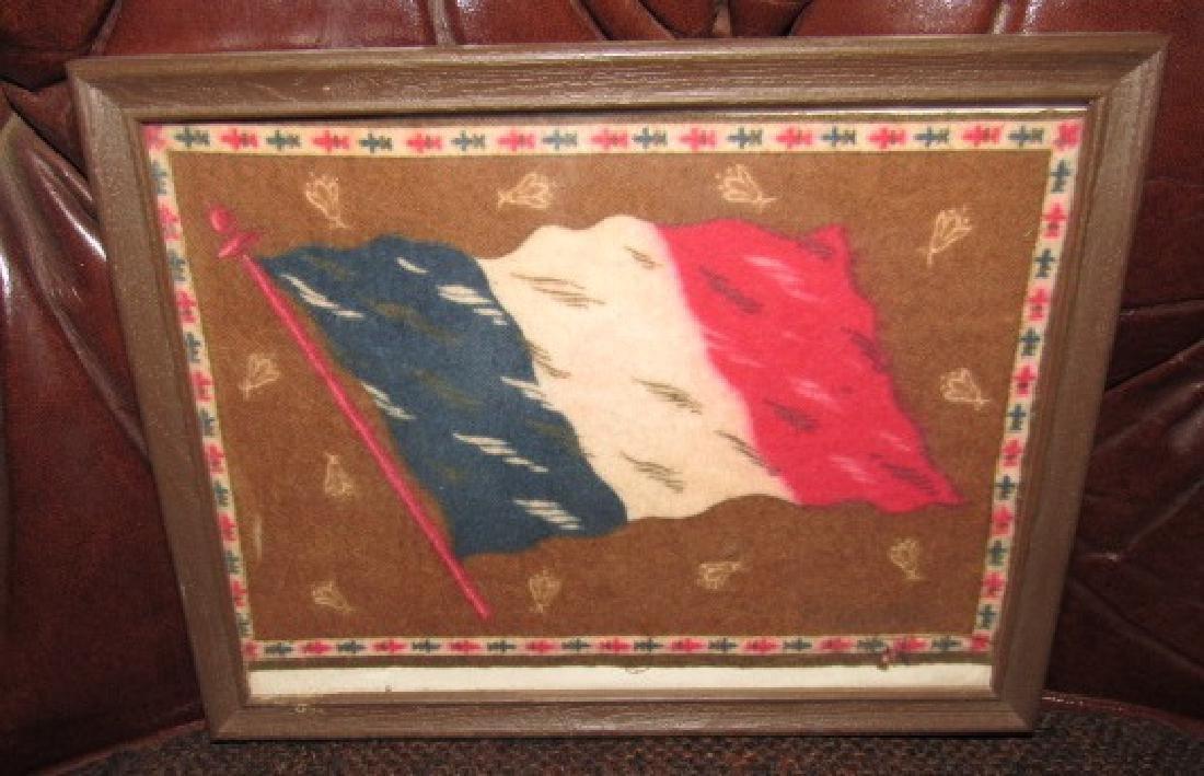 Tobacco Cloth Flag