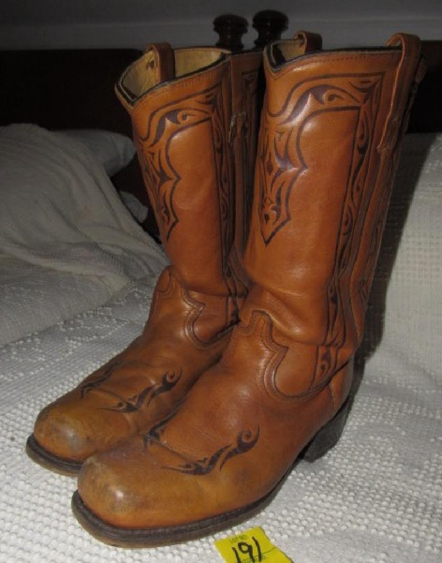 9 1/2 Cowboy Boots