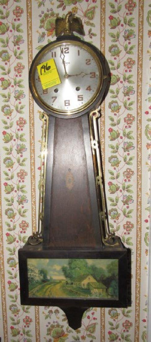 Gilbert 1807 Hanging Clock