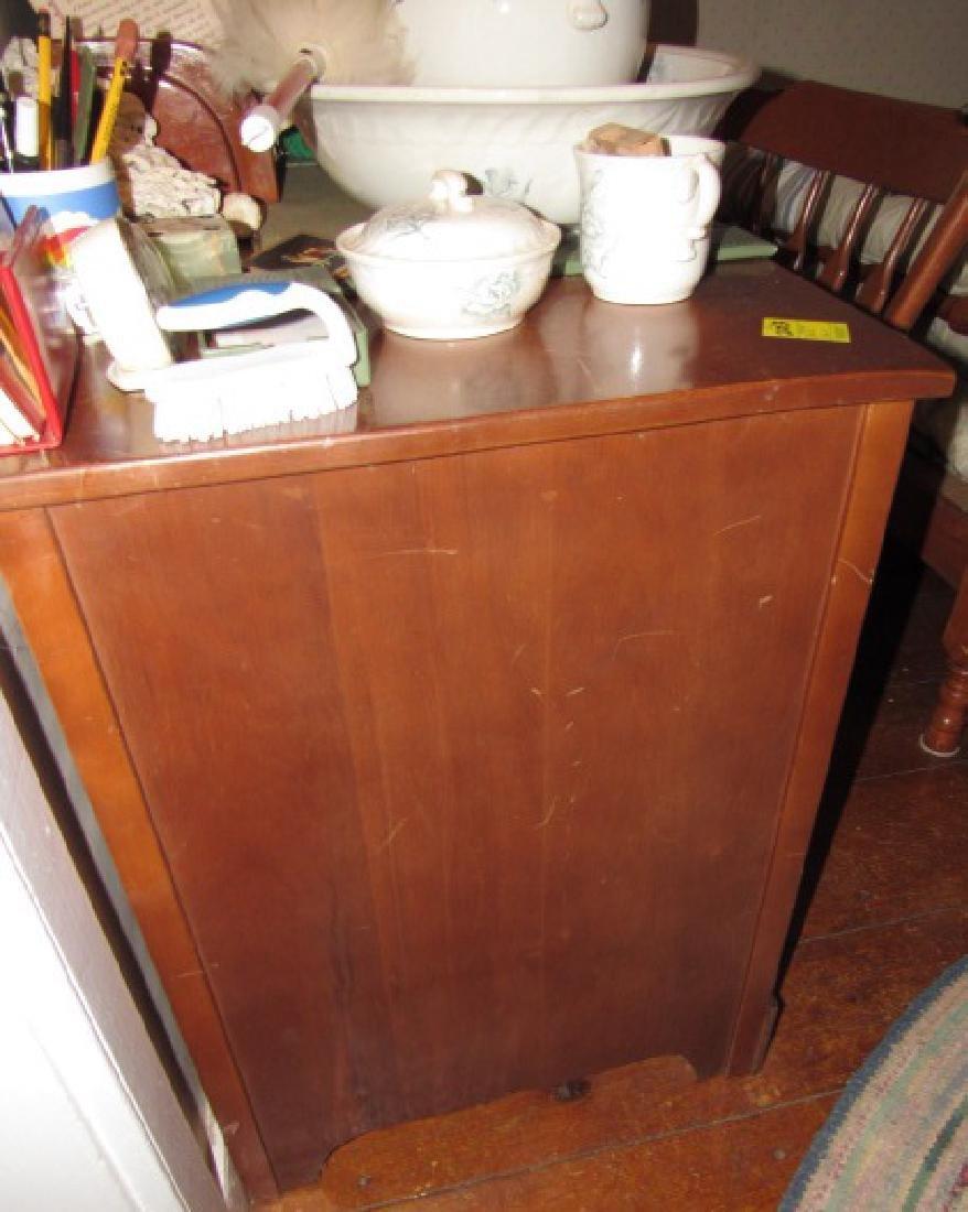 Kneehole Desk & Chair - 2