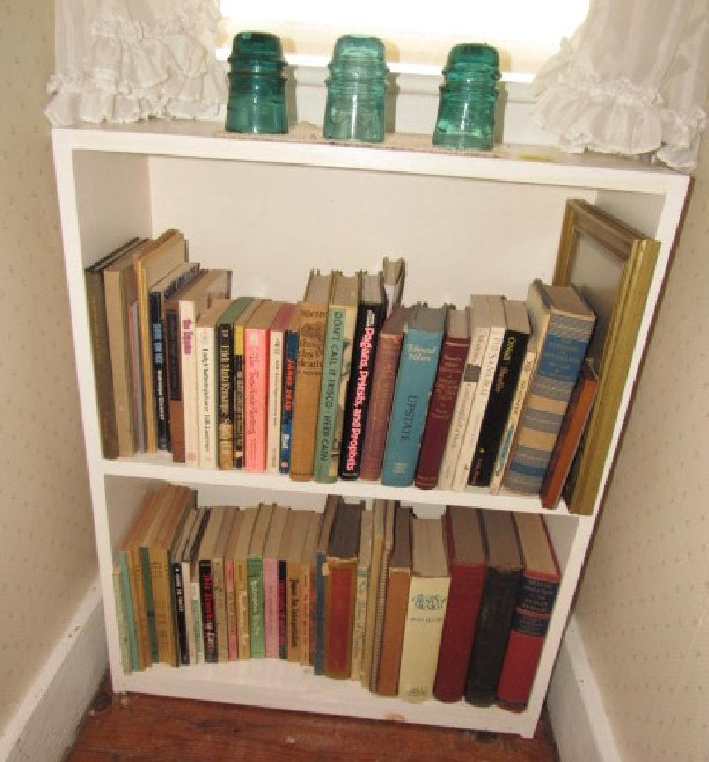 Books Insulators & Shelf Contents