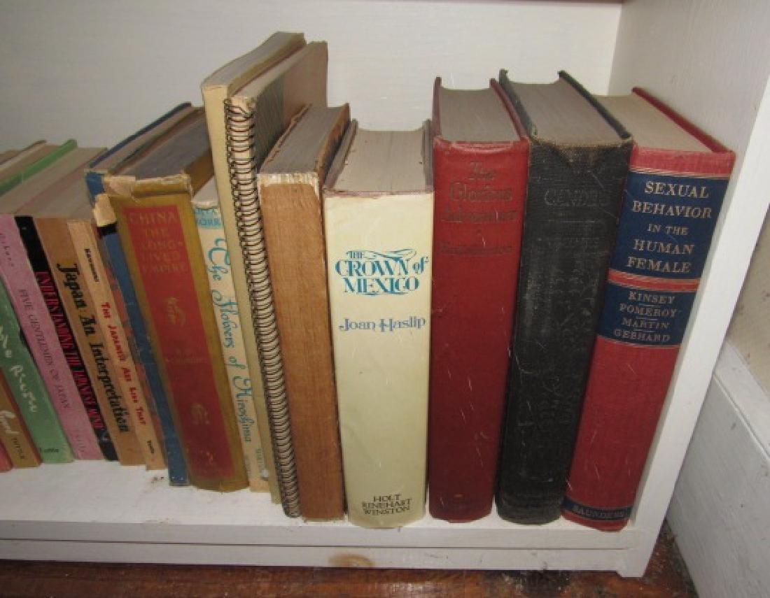 Books Insulators & Shelf Contents - 3