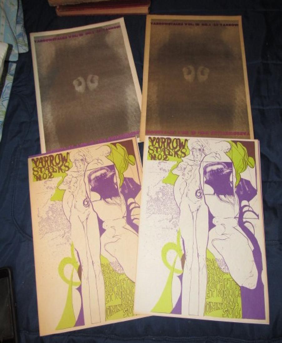 4 Yarrowstalks Papers