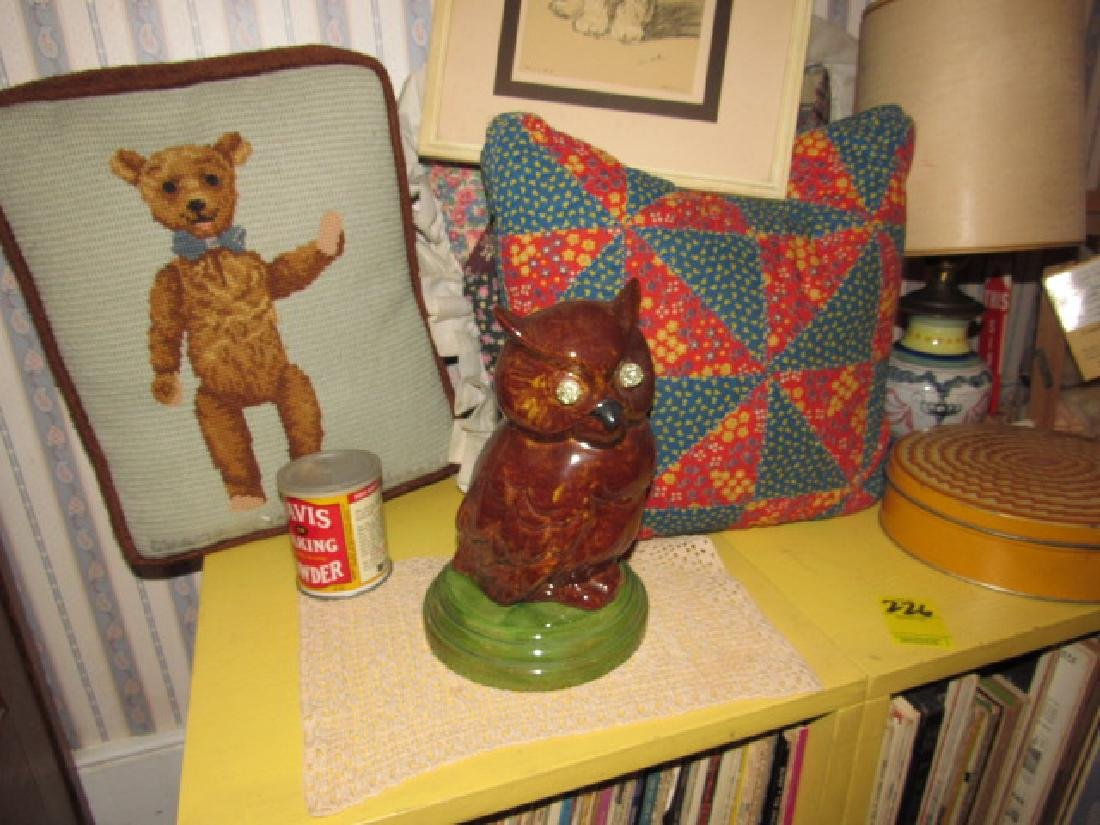 Owl Lamp Records Shelf Lot - 2