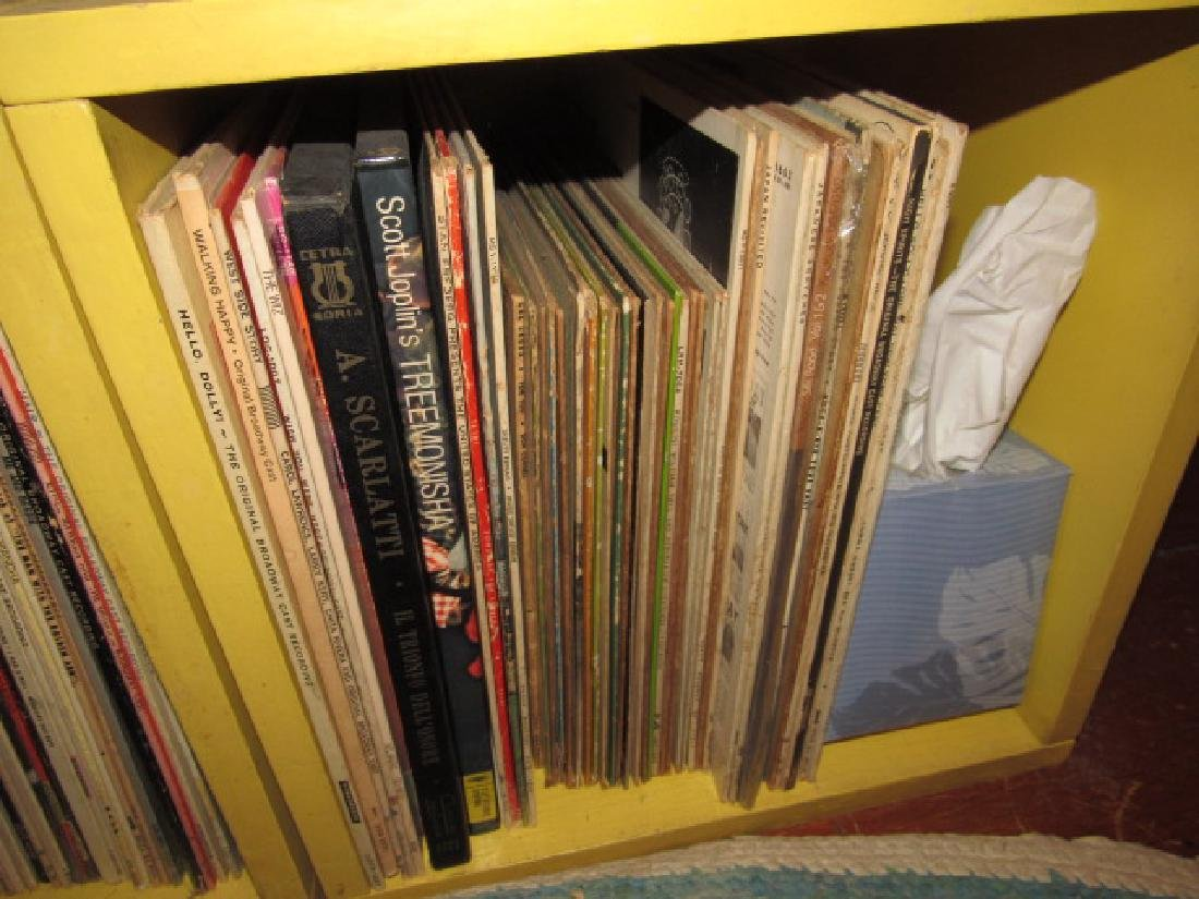 Owl Lamp Records Shelf Lot - 4