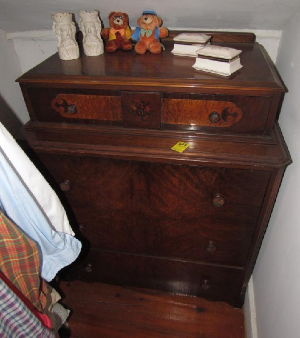 Dresser & Chair