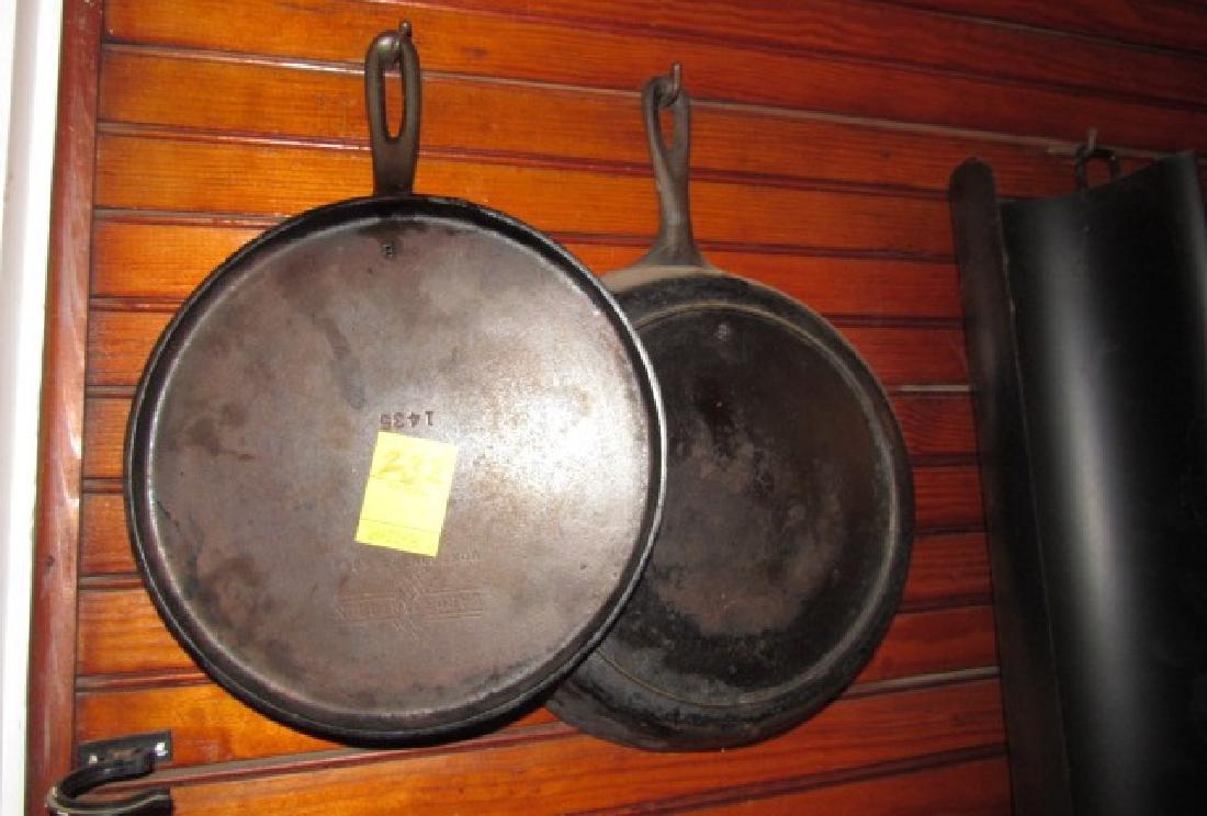 Cast Iron Pan Lot