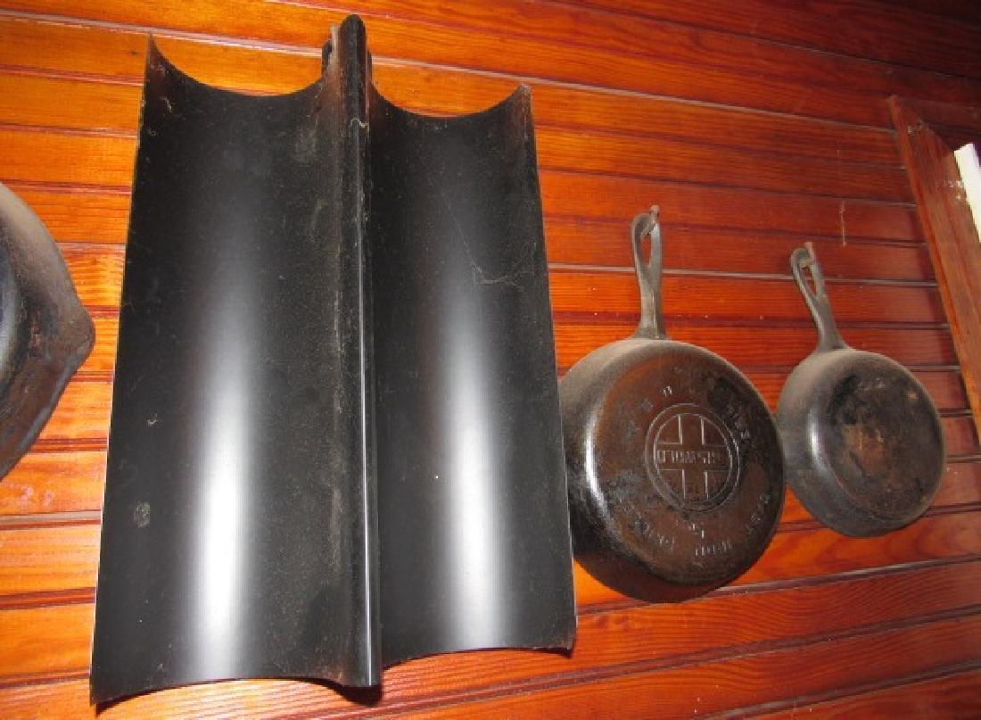 Cast Iron Pan Lot - 2