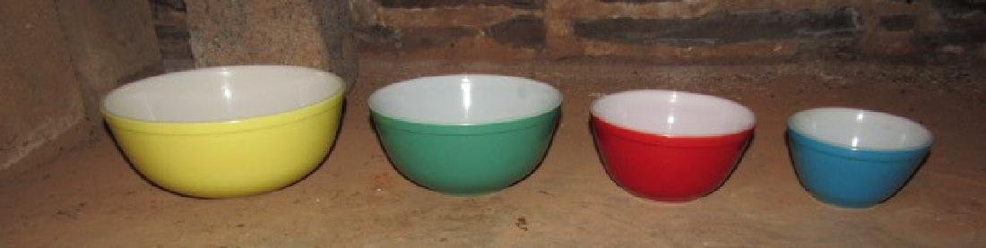 Pyrex Nesting Bowl Mixing Bowl Set