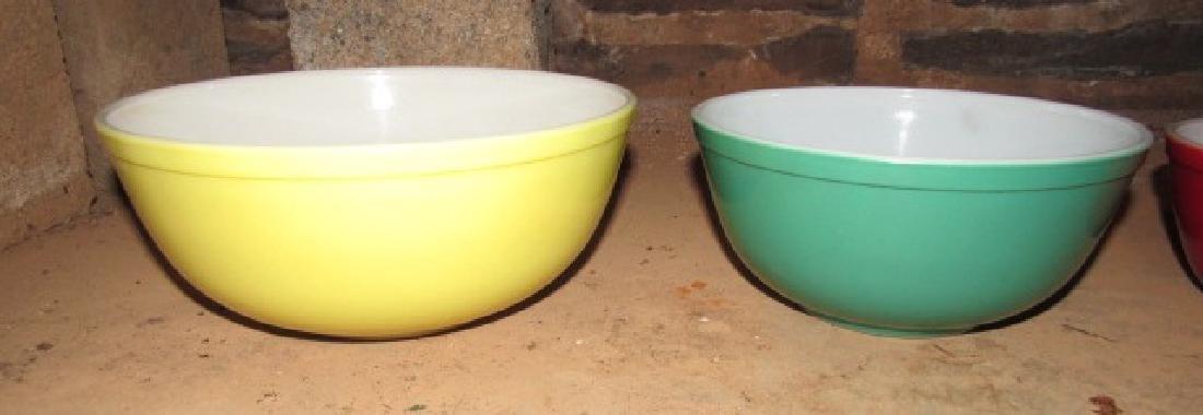 Pyrex Nesting Bowl Mixing Bowl Set - 2