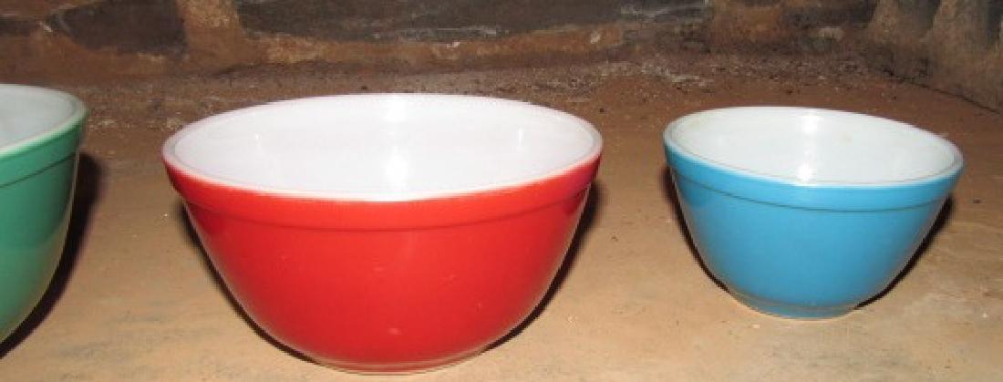 Pyrex Nesting Bowl Mixing Bowl Set - 3