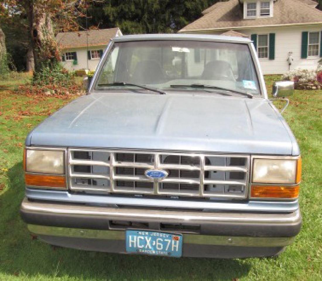 1991 Ford Ranger XLT - 2