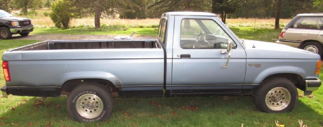 1991 Ford Ranger XLT - 3