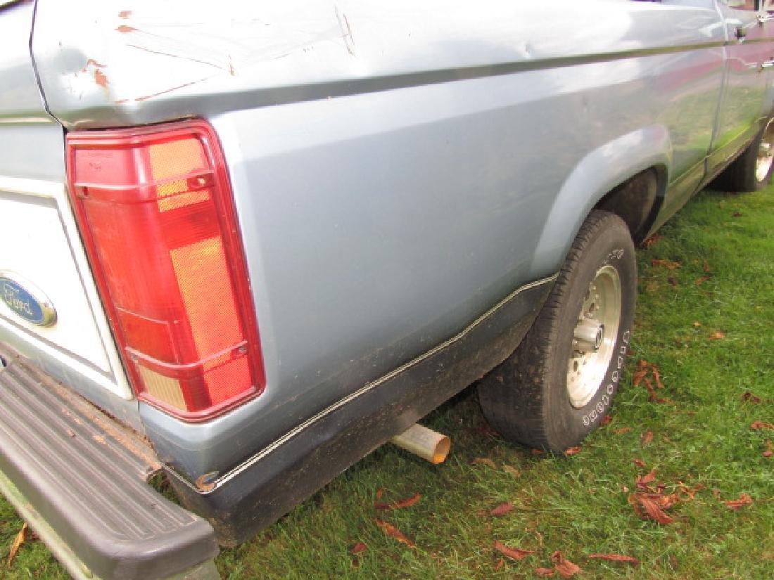 1991 Ford Ranger XLT - 5