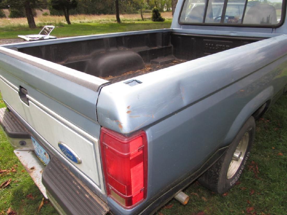 1991 Ford Ranger XLT - 6