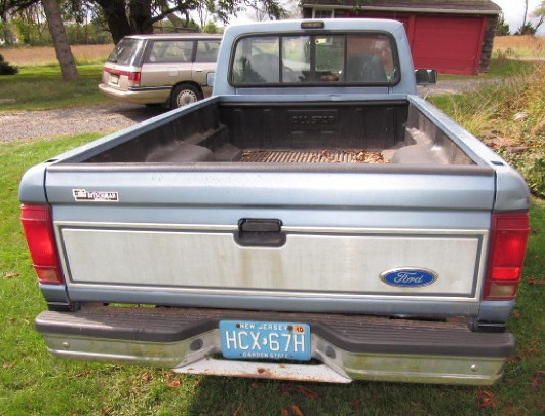 1991 Ford Ranger XLT - 7