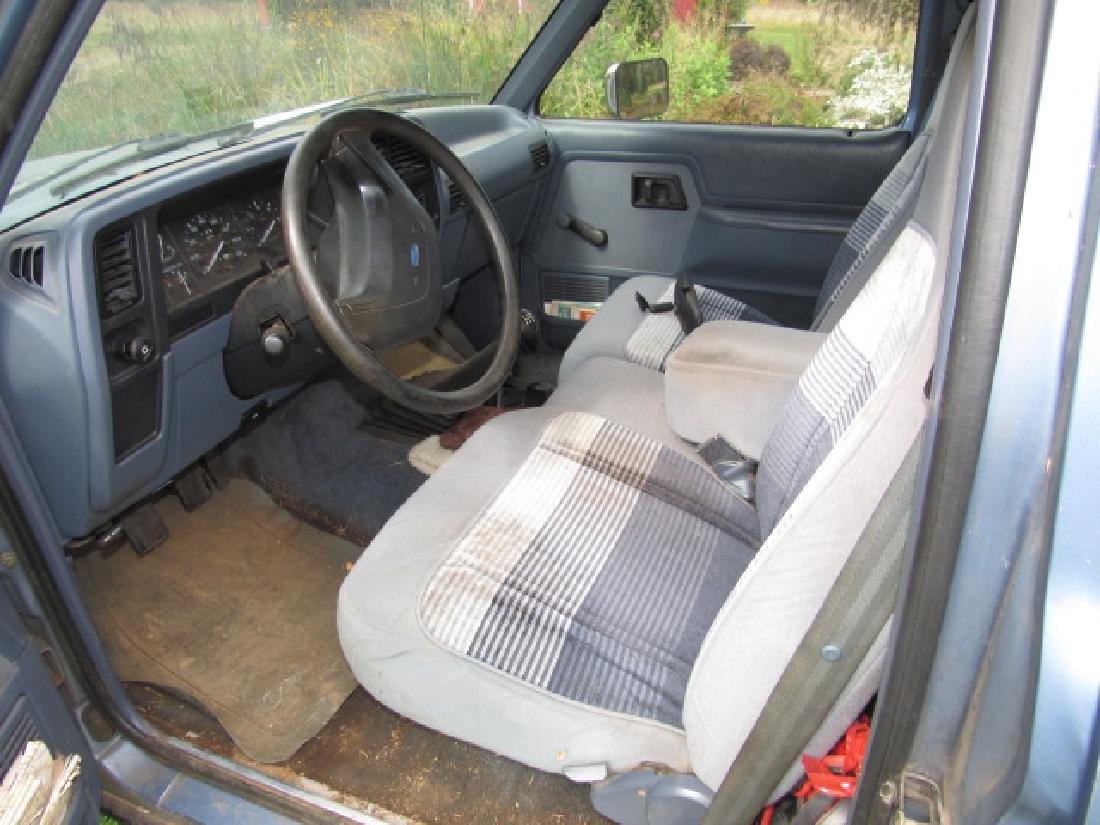 1991 Ford Ranger XLT - 9