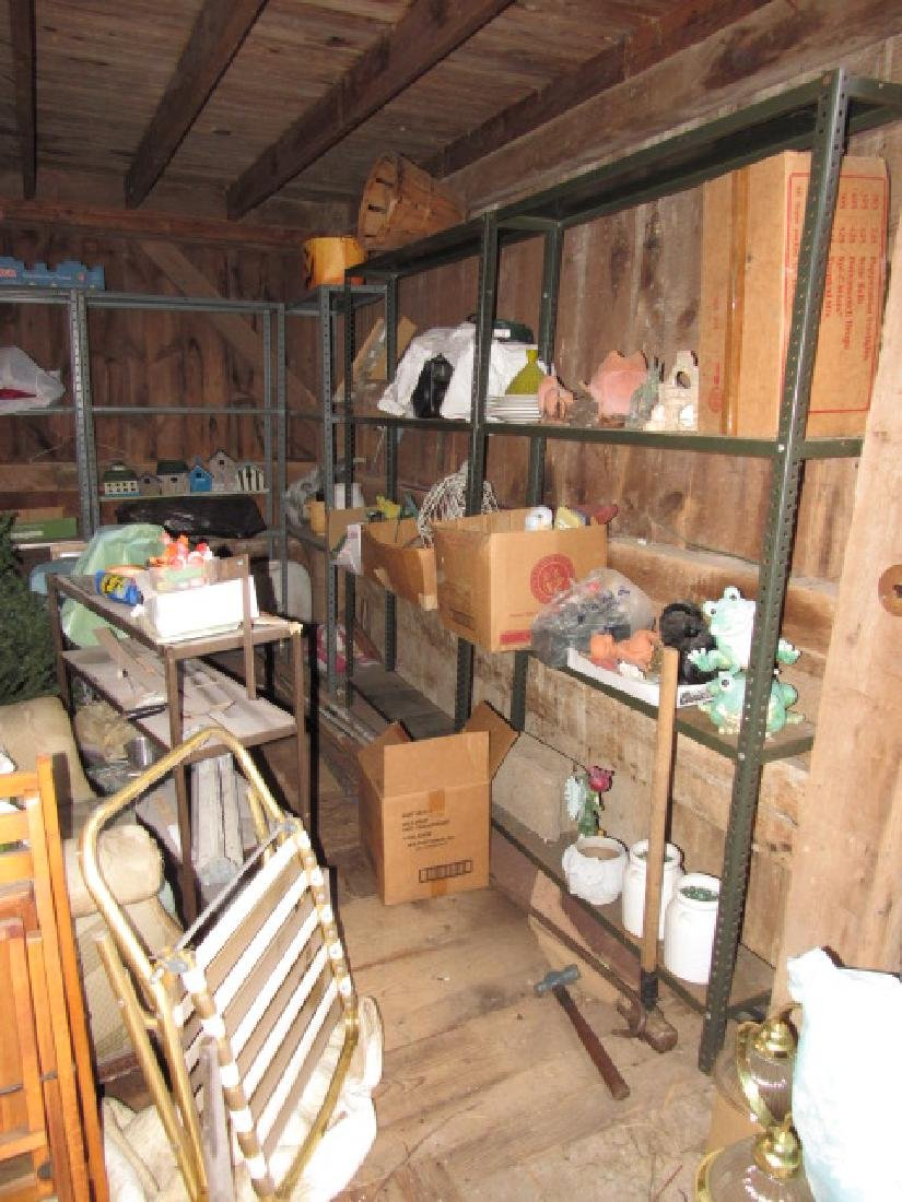 Partial Contents of Barn