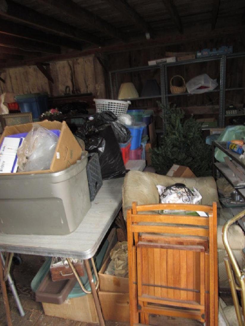 Partial Contents of Barn - 2