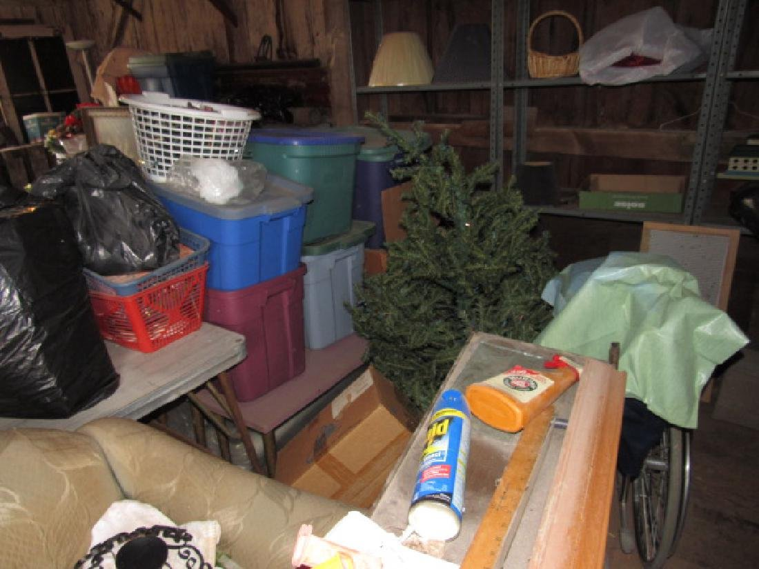 Partial Contents of Barn - 3