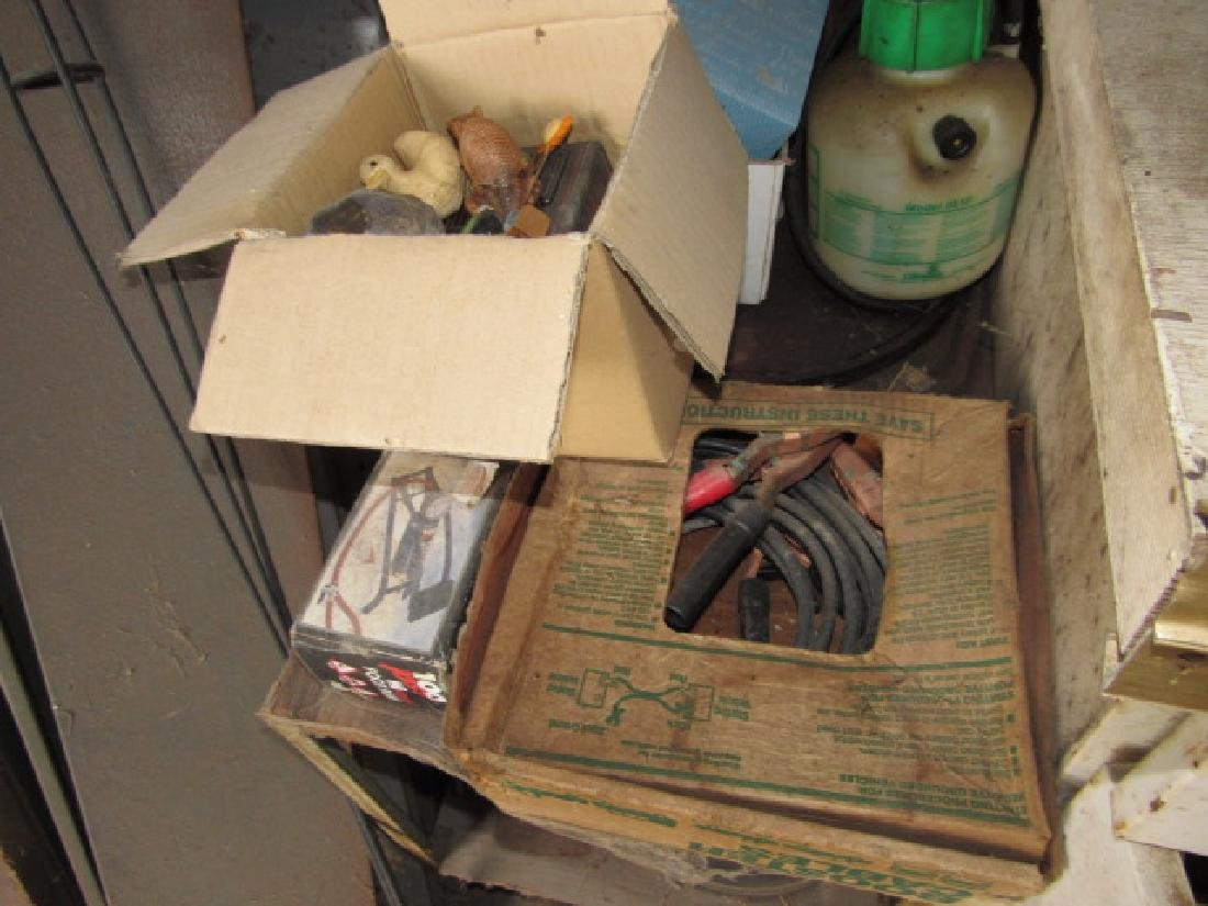 Contents of Left Side of Barn - 10