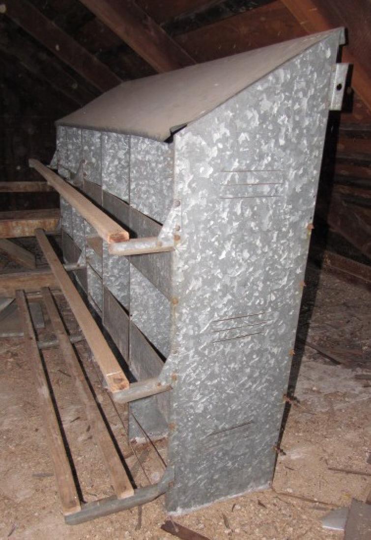 Chicken Nesting Box - 3