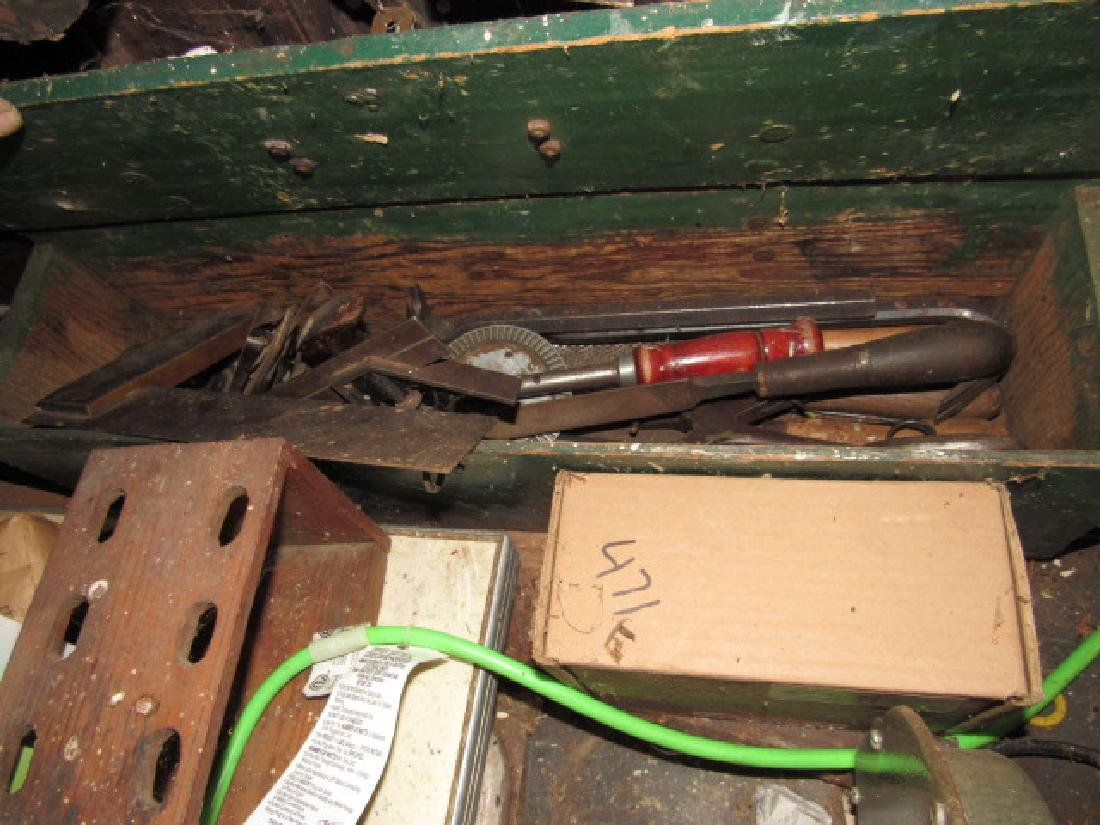 Partial Contents of Shed - 4