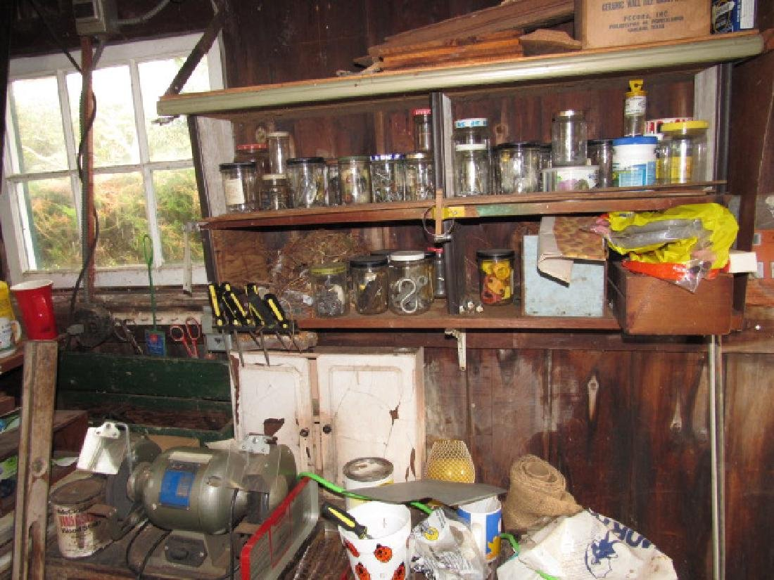 Partial Contents of Shed - 5