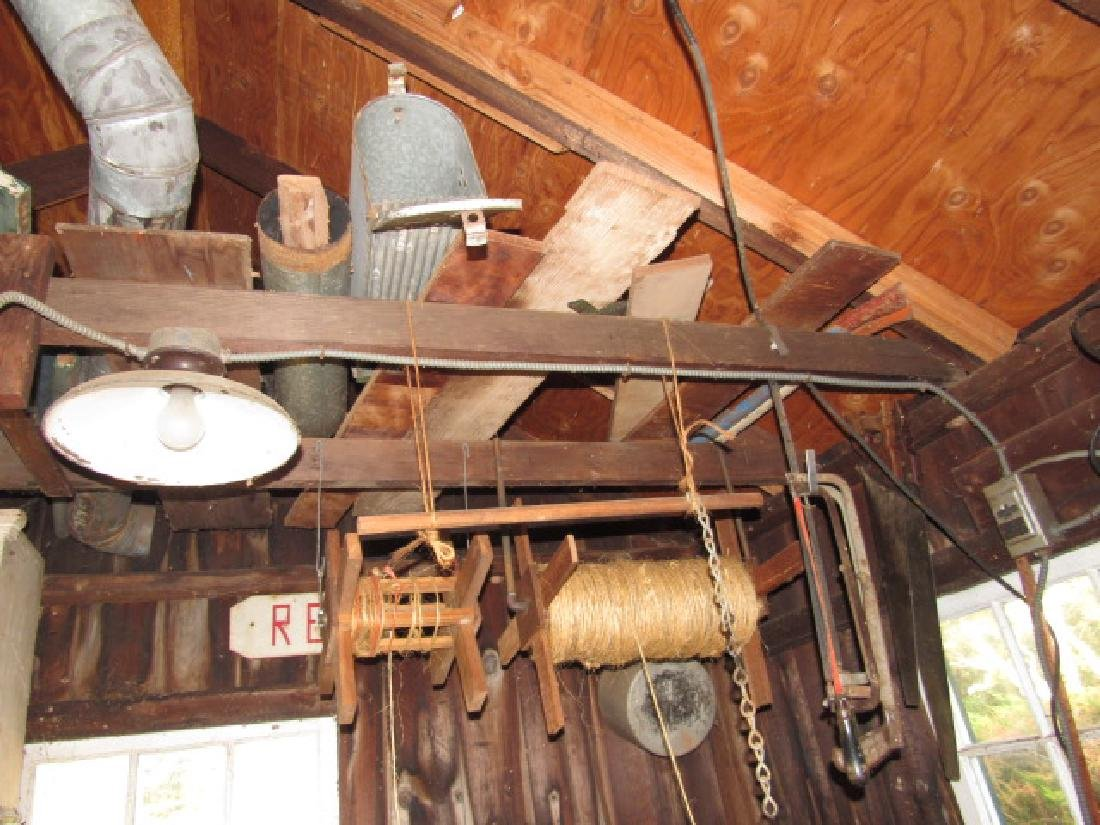 Partial Contents of Shed - 6