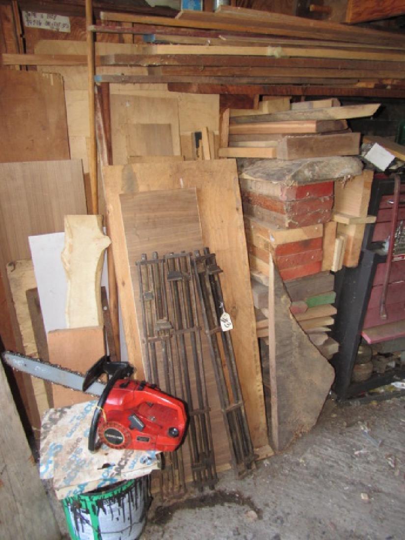 Misc. Rough Cut Lumber & Scrap Wood