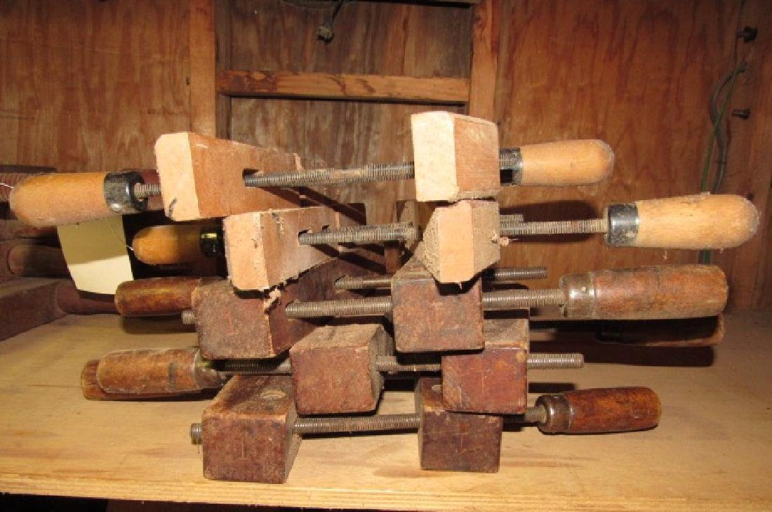 5 Carpenters Adjustable Clamps
