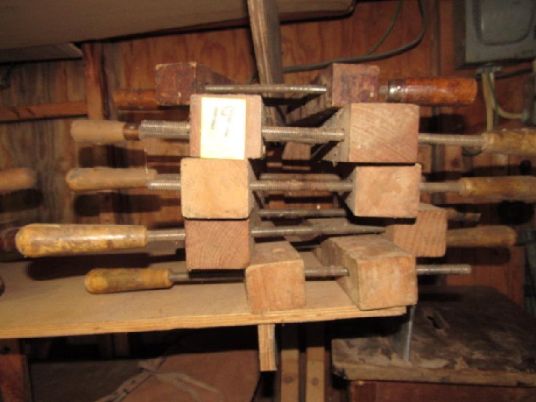 5 Carpenters Clamps