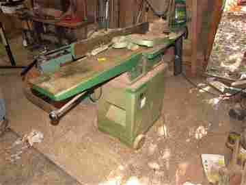 """Grizzly 8"""" Jointer"""