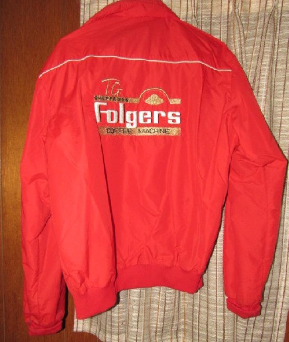 Tim Richmond Folgers Racing Jacket