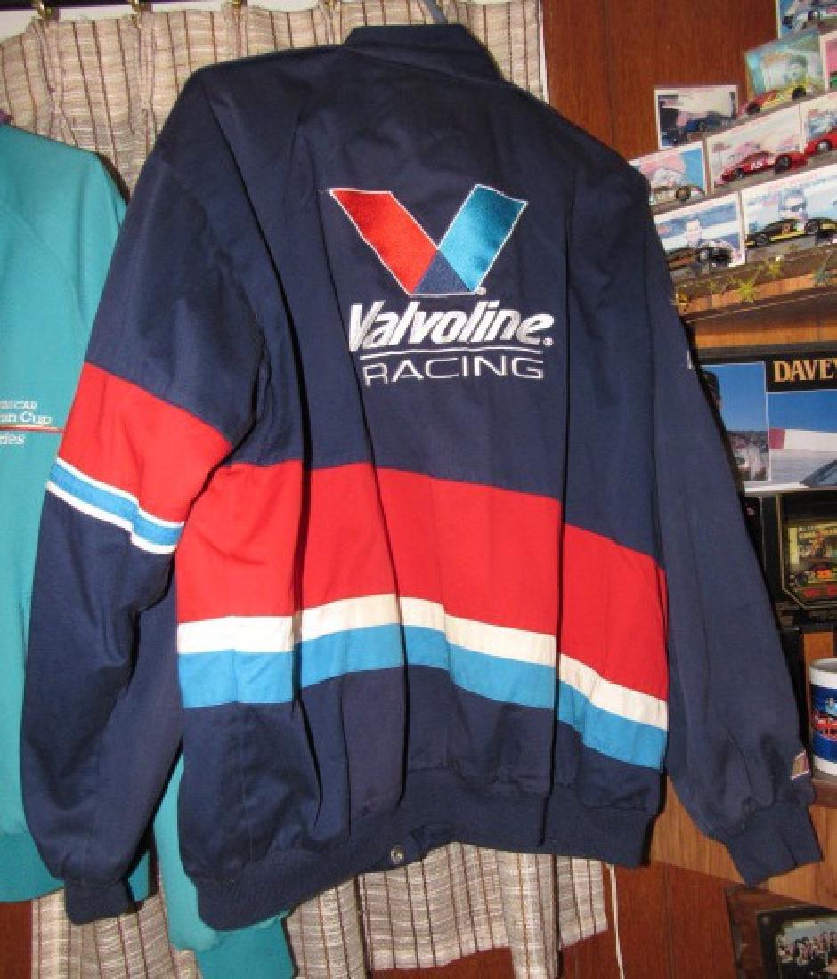Chase Valvoline Mark Martin #6 Nascar Coat