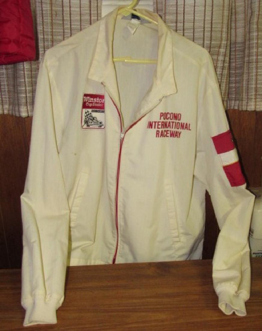 Vintage Pocono Raceway Swingster Jacket