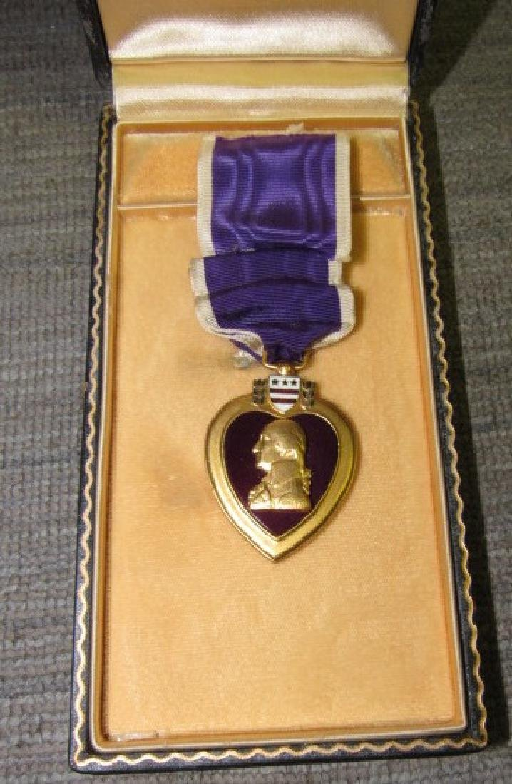Purple Heart Military Merit Medal