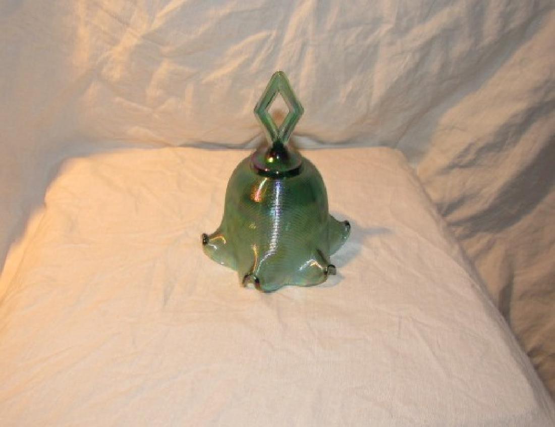 Fenton Art Glass Bell