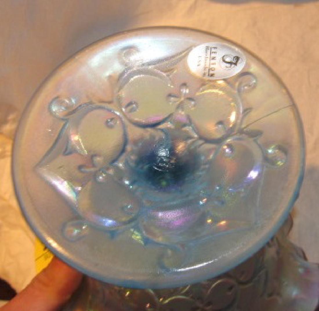 Fenton Art Glass Compote - 3
